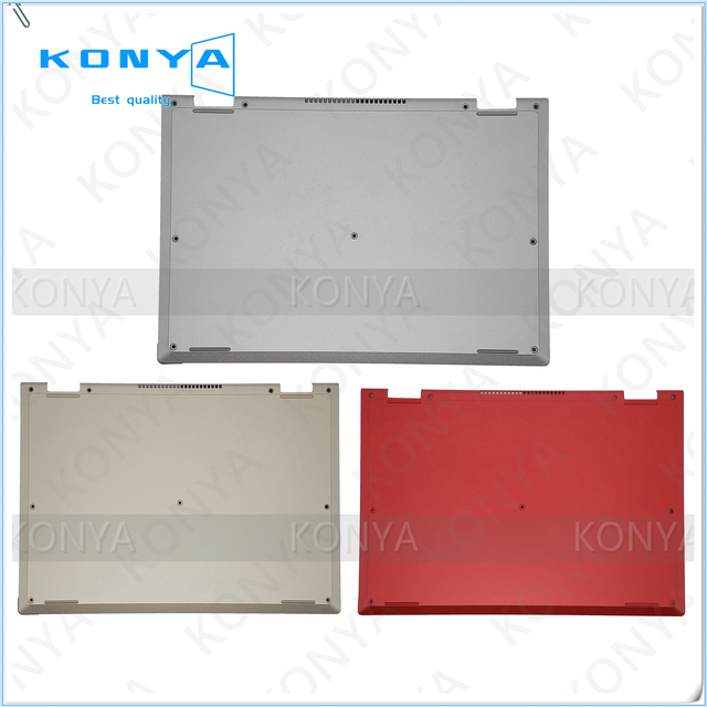 New Original For Dell Inspiron 11 3147 3148 3157 3158 D Shell Chassis Bottom Cover DJXM1 silver MWKRJ Gold NTWJN 188W7 Red