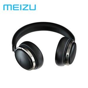 Image 3 - Meizu hd60 אלחוטי אוזניות Bluetooth 5.0 סוג c טעינה 40mm CVC רעש מבטל אוזניות מגע פעולה Apt  X אוזניות