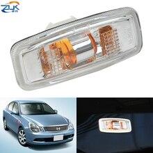 Car Front Side Fender Turn Signal Lamp Flasher Light For Nissan Bluebird Sylphy 2006-2011 Sunny 2003-2006 Teana 2004-2007