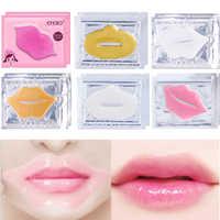 Parches de mascarilla de colágeno para labios, bálsamo labial hidratante, reparador hidratante, elimina líneas para mejorar los labios, cuidado de los labios suave y seco