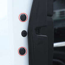 12Pcs Car Door Lock Screw Protector Sticker Cover Cap Anti-Rust Waterproof Trim Screws Covers For Toyota RAV4 RAV-4 2014-2020