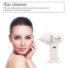 Portable Size Electronic Ear Cleaner Vacuum Ear Wax Vac Remo