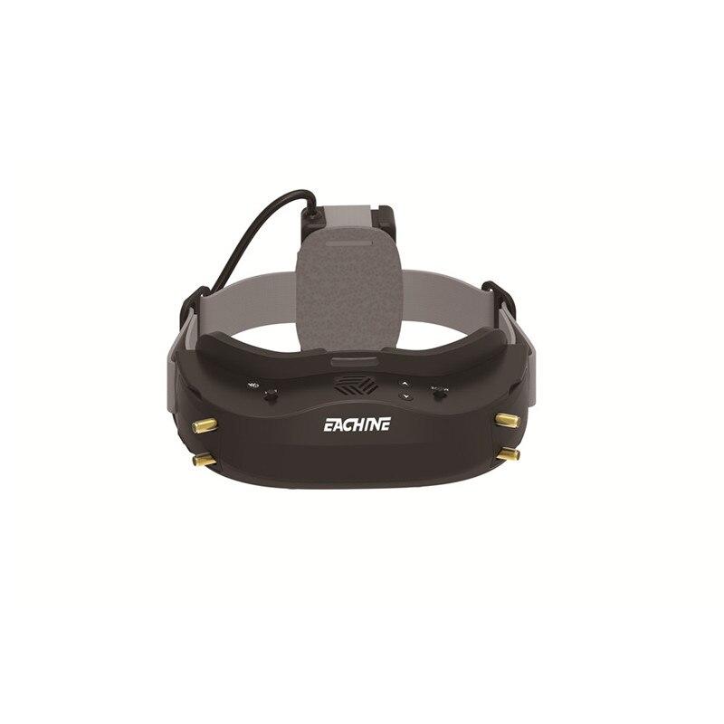Eachine EV300D 1280*960 5.8G 72CH double vraie diversité HDMI FPV lunettes intégré DVR focale réglable FPV lunettes - 5