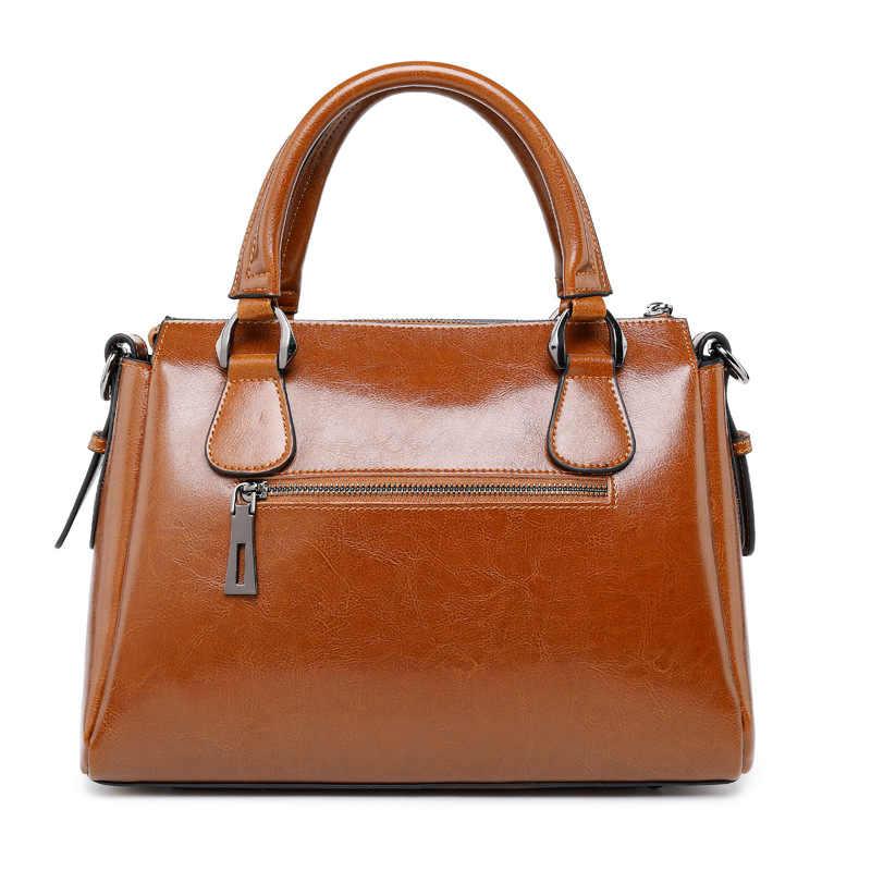 Design de mão feminina sacos de luxo grande bolsa de couro genuíno elegante bolsa de escritório senhora superior-lidar com sacos de mão das senhoras c1179
