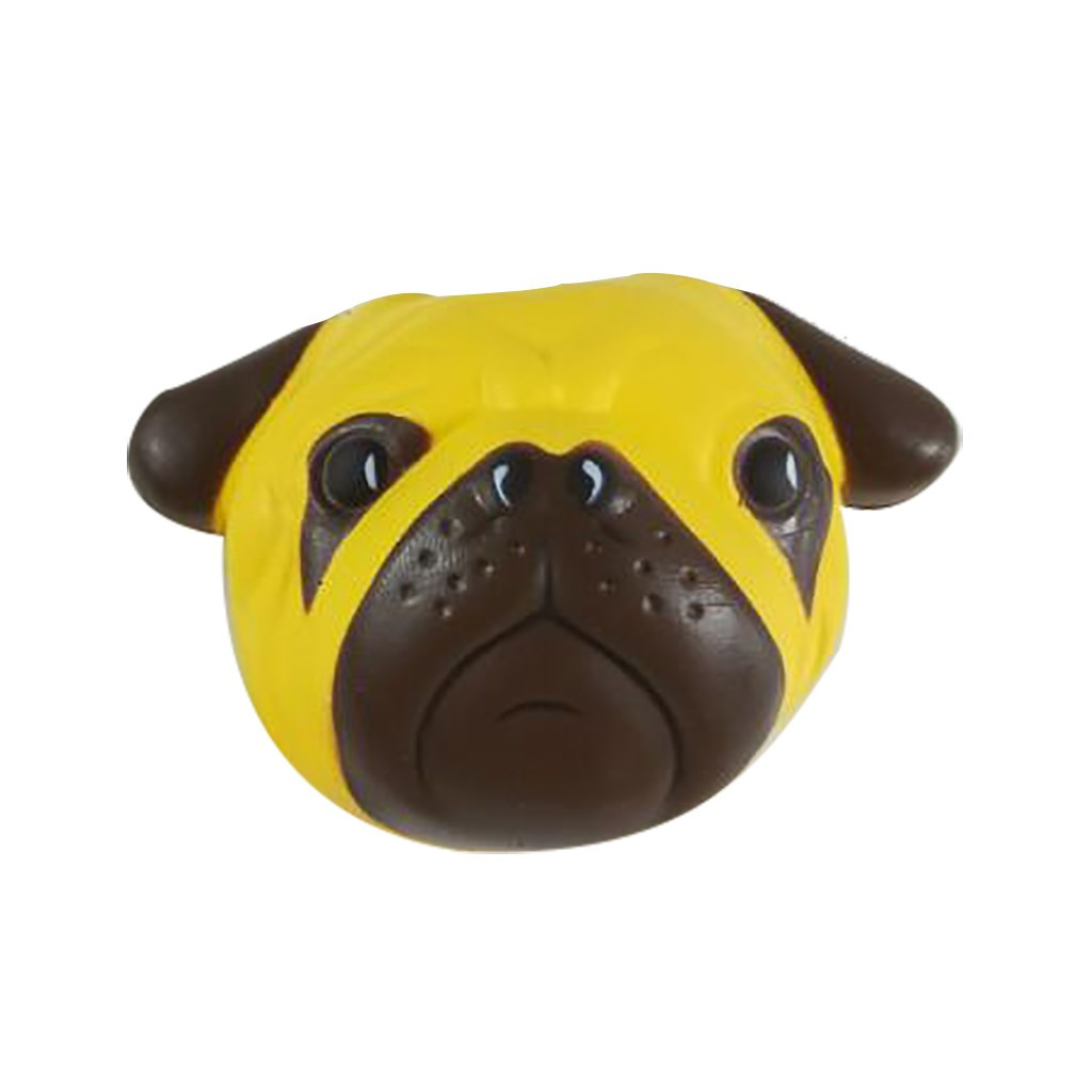Simulation Cartoon Dog Head Antistress Gadgets Stress Relief Toy Slow Rising Squeeze Eliminate Antistress Finger Pets Toy