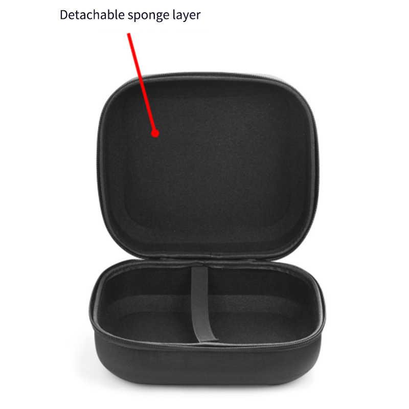 Bolsa de almacenamiento de viaje portátil caja de Nylon para HIFIMAN HE400S/ANANDA/sunvara/HE400I