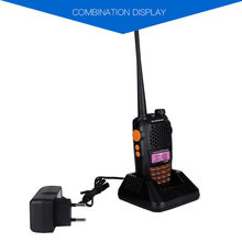 Baofeng UV-6R Scanner de Radio portatif émetteur-récepteur bidirectionnel de jambon portatif AU talkie-walkie 7 watts Radio bidirectionnelle à deux bandes(China)