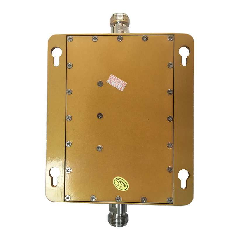Image 4 - 3G  Repeater 65dB GSM  WCDMA 2100 mhz Cellular Amplifier Mobile Signal Booster WCDMA 2100mhz  Repetidor-in Signal Boosters from Cellphones & Telecommunications