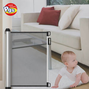 Fence-Guard Door-Guard-Fence Infant Pugs