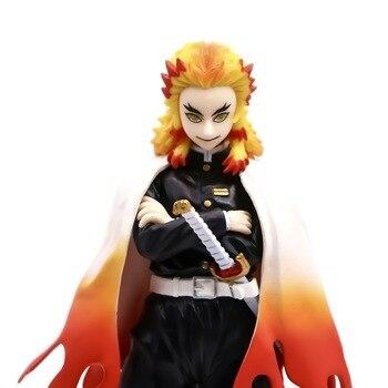 Figura de Rengoku Kyoujurou de Kimetsu no Yaiba (23cm) Figuras Kimetsu no Yaiba