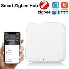 Smart Home Gateway-Hub Zigbee-Devices Tuya Remote-Control Zigbee-Bridge Alexa with Google