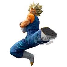 Figurals Action-Figure Vegetto Goku Original Banpresto Super-Bos Toys Model-Doll Collectible