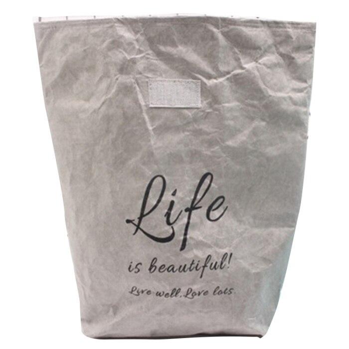 Venda quente sacos de almoço de papel