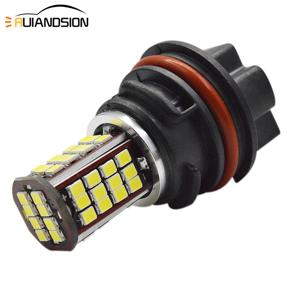 PH11 9014 2835 LED Motorcycle Headlight High Low Bixenon Beam Light 1200lm White Motorbike Head Lamp Bulb 10-30V Moto Accessorie