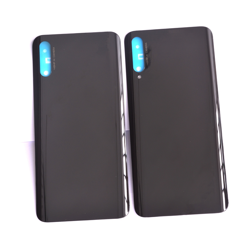 Back Glass For Huawei Honor 9X Battery Cover Panel Rear Door For Huawei Honor 9X Pro Housing Case Replacement Battery Cover