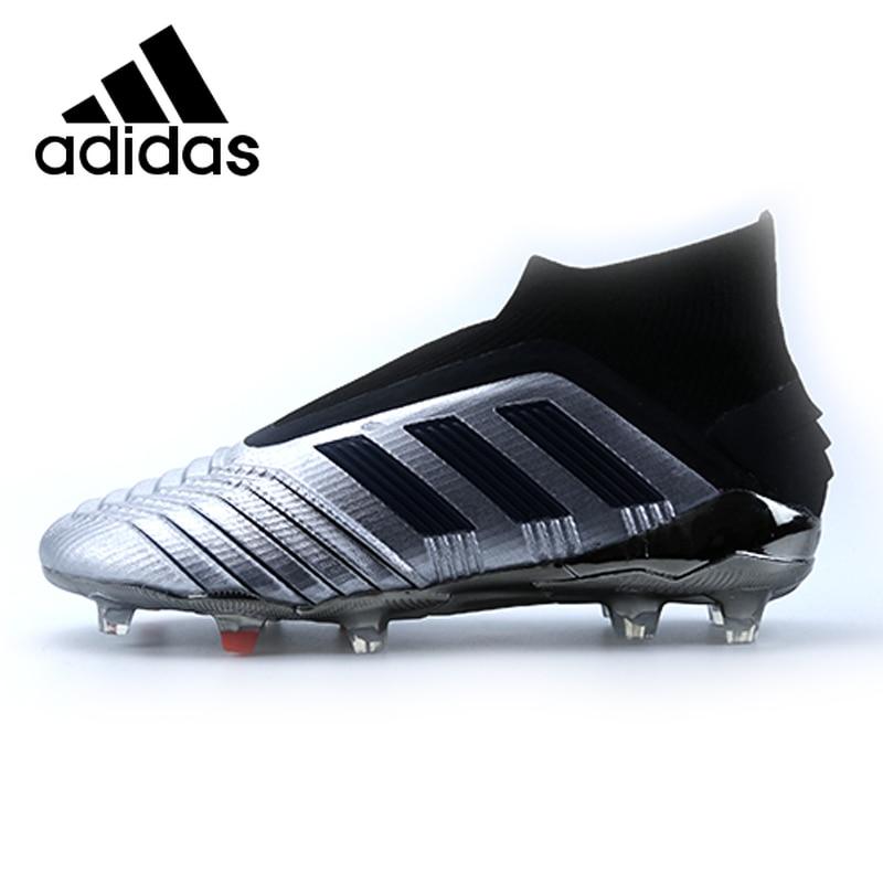 Original Adidas Predator Tango 19 FG Bright Cyan FG Football Shoes ...