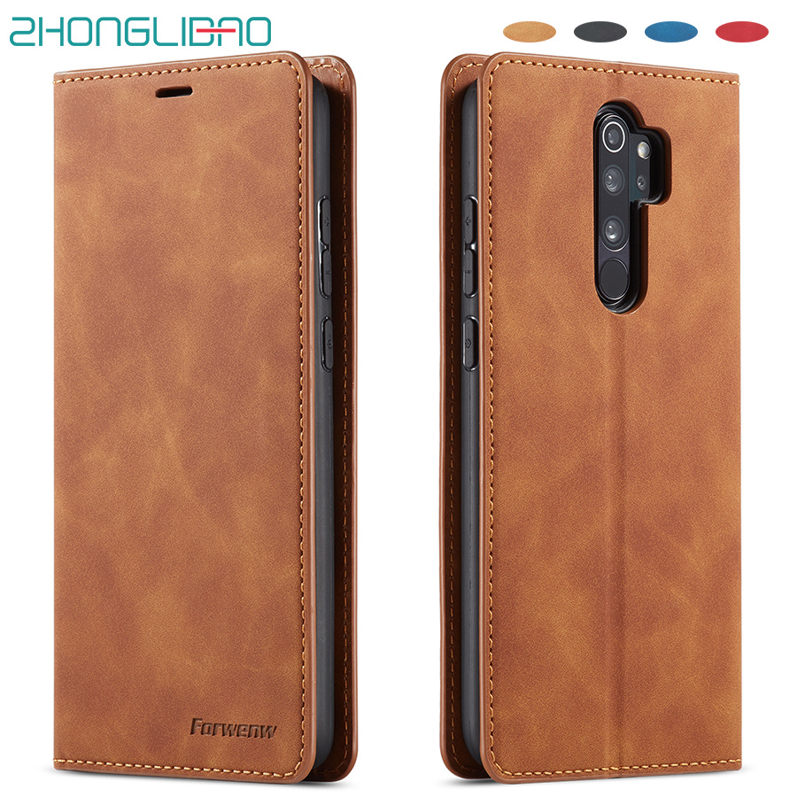 Phone Case for <font><b>Xiaomi</b></font> <font><b>Redmi</b></font> <font><b>Note</b></font> <font><b>7</b></font> 8 Pro Flip Leather Case for <font><b>Xiaomi</b></font> Xiomi <font><b>Redmi</b></font> <font><b>Note</b></font> <font><b>7</b></font> 8 Pro 8 Etui Magnetic Wallet Book Cover image