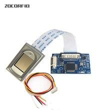 Fingerprint Access Control Recognition Touch USB/UART(RS232 TTL) Finger Sensor Module Scanner