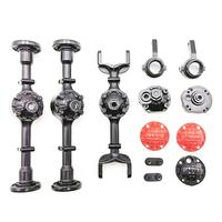 DIY Tools for Naughty Dragon Six Drive Army Ural Upgrade Replacement Part Metal Suspension Toe Link Tie Rod Set Parts & Accs