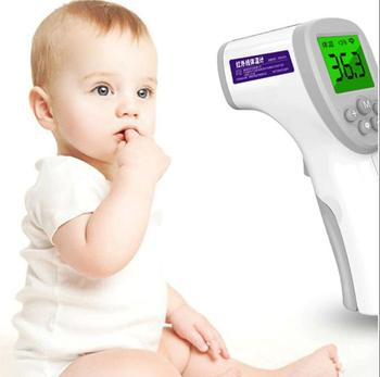 Infrared Electronic Non-Contact Digital Thermometer with Display Screen, Kid ChildrenThermometer Gun