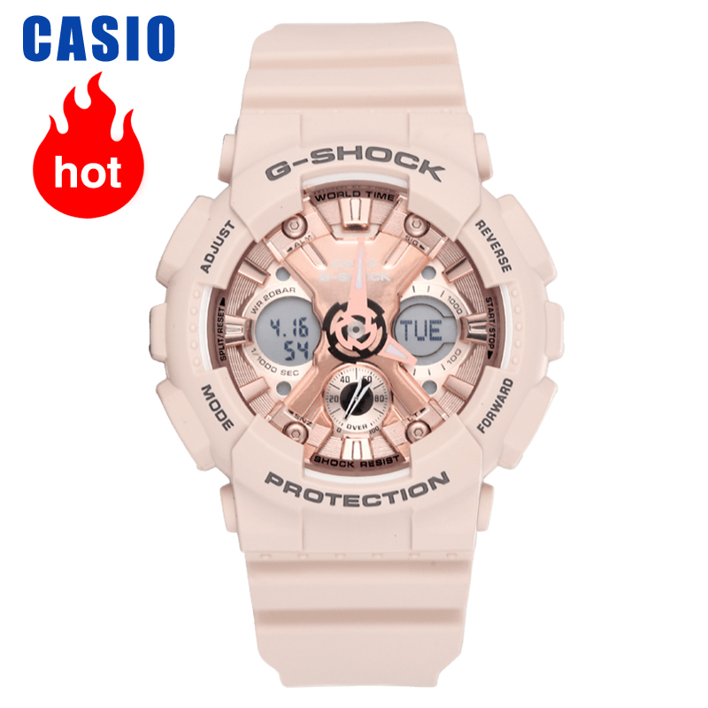 Casio Watch G-SHOCK Collection Fashion Men's Watch GMA-S120MF-4A