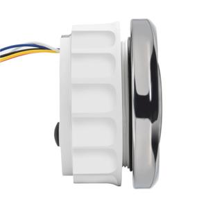 SPR новый 85 мм водонепроницаемый TFT экран цифровой GPS Спидометр Одометр дорожный COG вольтметр 9-32 В с GPS антенной