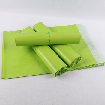 50pcs Green Poly Mailer Self Adhesive Shipping Mailing Packaging Envelopes Postal Bag Postal Bags Courier Storage Bags 50pcs poly mailer envelopes shipping bags in rose design with self adhesive postal bags