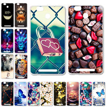 DIY Painted Cases For Leagoo T8S T5 Shark 1 Power 2 M9 M8 M7 M5 Plus M11 Kiicaa Power Mix Case Soft TPU Silicon Funda(China)