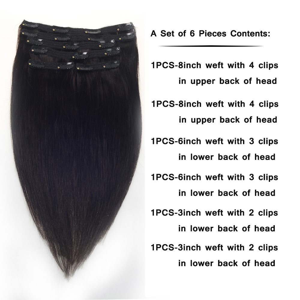 clip in human hair (6)