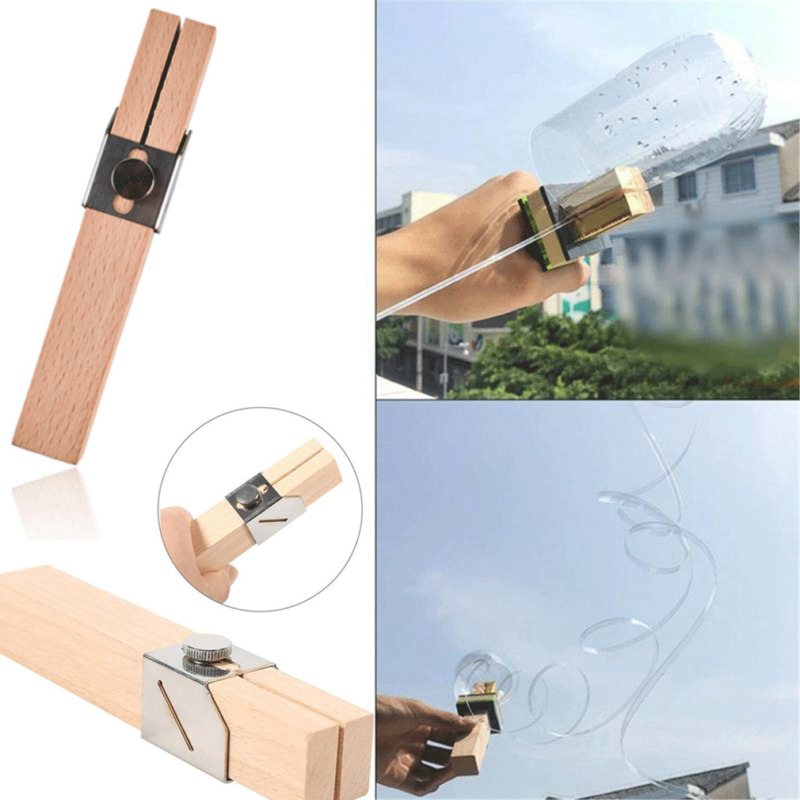 2019 New Portable Smart Plastic Bottle Cutter Outdoor Household Bottles Rope Tools DIY Craft Bottle Rope Cutter Creative Tool