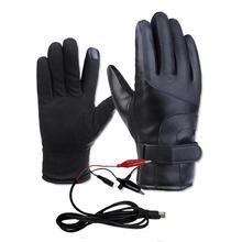 Heated Gloves Electric Winter Warm 36V-96V Waterproof Adjustable Thermal For Skiing Cycling Riding Hunting Fishing