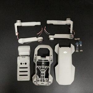 Image 2 - DJI – pièces de réparation originales pour Drone Mavic Mini 2, bras de moteur gauche, droite, arrière, coques supérieures et inférieures