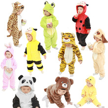 Children's clothes newborn animal jumpsuit baby romper girl