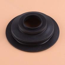 DWCX Universal 32mm Black Waterproof Dustproof Car Sealing Headlamp Headlight Cover Seal Cap Production Rubber