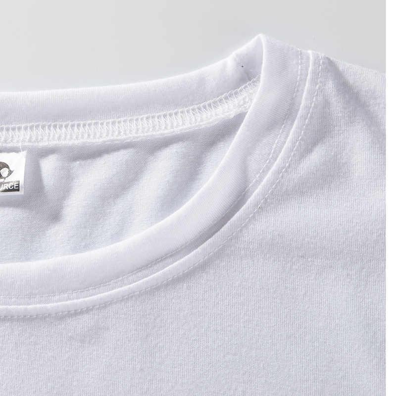 2018 القادمون الجدد النساء فرنك الكلب المطبوعة تيشيرت بأكمام قصيرة عارضة T قميص بارد سيدة قمم