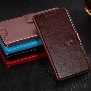 Magnetic Leather Case for LeEc