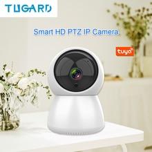 Tuya Neue Smart WIFI Drahtlose PTZ IP Kamera 1080P HD Überwachungs Kamera Nachtsicht Kamera Baby Monitor Home Security