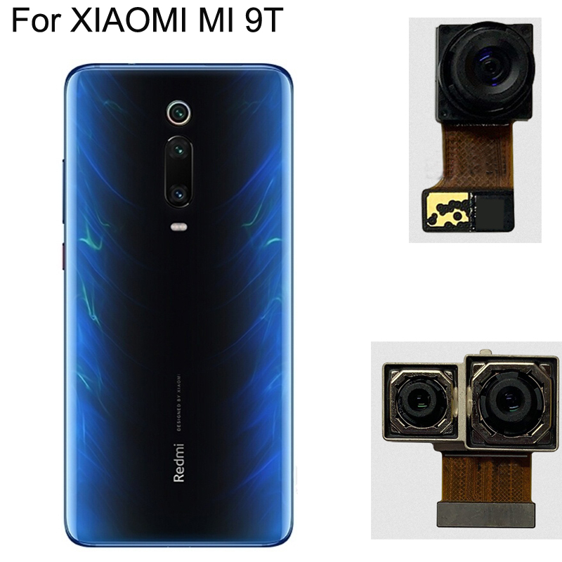 New For XIAOMI9T Back Big Main Camera Module Flex Cable Ribbon For Xiaomi Mi 9T 9 T Replacement Parts