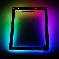 حافظة لوحة أم ATX ، لوحة انبعاثة للضوء ، إضاءة خلفية ، للوحة الأم لسطح المكتب ، ATX ، ديكور ، 1 أو 2 قطعة ، 5 فولت ، 3 دبابيس ، ATX