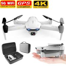 RCtown S162 Drone Gps 4k Hd 1080p 5g Wifi Fpv Quadcopter Flight 20 Minutes Rc Distance 500m Drone Smart Return Drone Pro #X0716