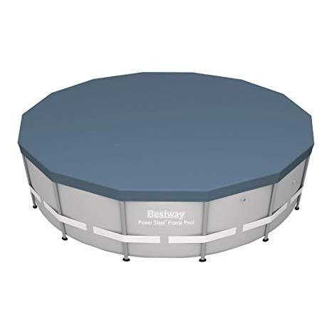 Awning For Frame Round Swimming Pool 549 Cm, Bestway, Accessory For Swimming Pool, Bedspread On Pool, Item No. 58355