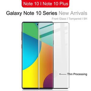 Image 2 - Glass for Samsung Galaxy Note 10 Plus S10 Plus S10e S10 5g Tempered Protective Glass Film Screen Protector for Samsung Note 10+