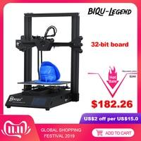 BIQU Legend 3D Printer Upgraded SKR V1.3 32Bit Control board Resume Printing DIY KIT TFT35 Touch Screen 3D Drucker Impresora 3D