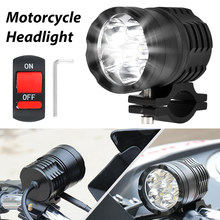 Luzes de nevoeiro da motocicleta para BMW-R1200GS adv f800gs f700gs f650gs k1600 led auxiliar luz nevoeiro assemble condução lâmpada 36w