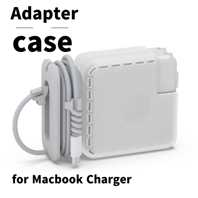 Charger Protector Case Adapter Cover For Apple MacBook Air Pro Retina 13 15 16 Case For Mag Safe USB C 60W 61W 85W 87W 96W