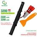 Gololoo 4 ячейки батареи ноутбука X550E для Asus X750JA A450C A450V A450E X751M X751MA-DB01Q A450 X751MA X751L K751L