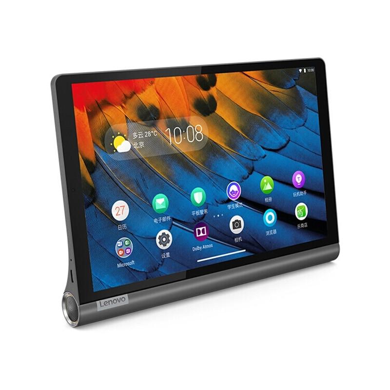 Original lenovo yoga tab 5 YT-X705F 10.1 polegada tablet 4gb ram 64gb rom android 9 torta qualcomm snapdragon 439 octa-core 7000mah