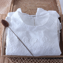 Giapponese cotone punto bianca