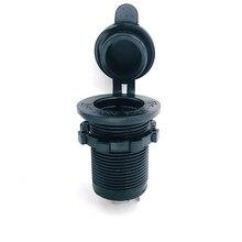 12V Waterdichte Sigarettenaansteker Auto Boot Motorfiets Tractor Stopcontact Socket Bakje Auto Accessoires Op Voorraad