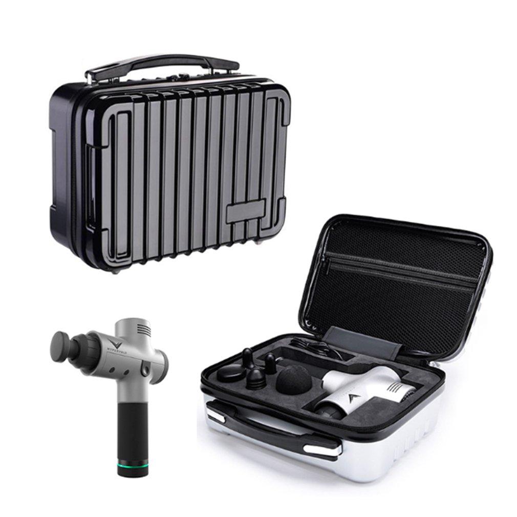 Exquisite Suitcase Massage Gun Large Capacity Storage Box Hyperice Accessories Storage Box Protection Box